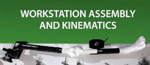MITA KNEE TRAINER VIDEO - Demonstrating the assembly methodology and kinematics of the workstation.