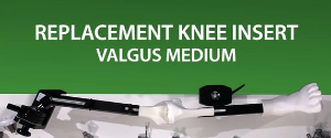 MITA KNEE VIDEO - Valgus knee insert